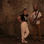 Emma Morton e Luca Giovacchini